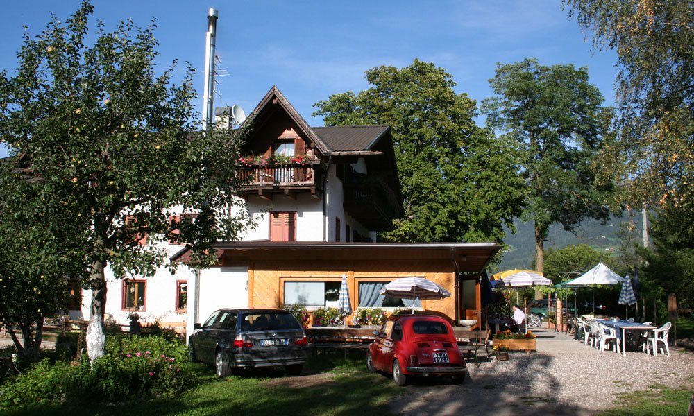 Gasthof zum Schlern - Die Gaststätte in Völs am Schlern / Südtirol