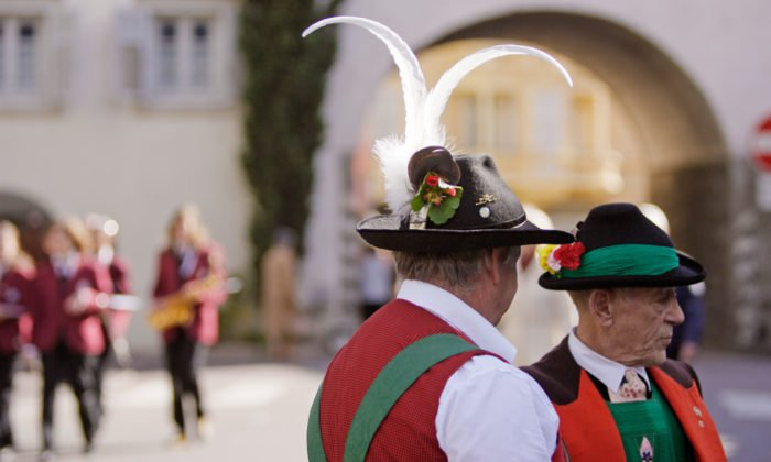 Im Seniorenurlaub lernen Sie Kultur und Brauchtum Südtirols kennen