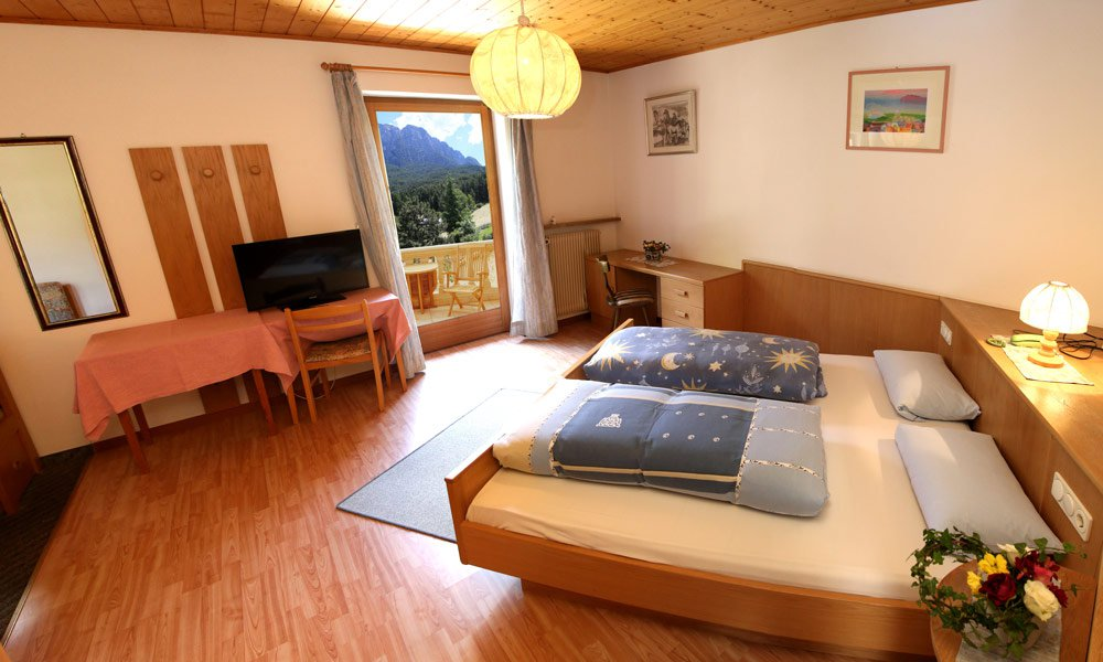 Your accommodation in Fiè allo Sciliar – make yourself comfortable