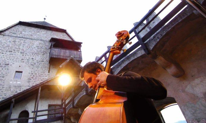 Besuchen Sie Veranstaltungen wie das Schlern international Music Festival