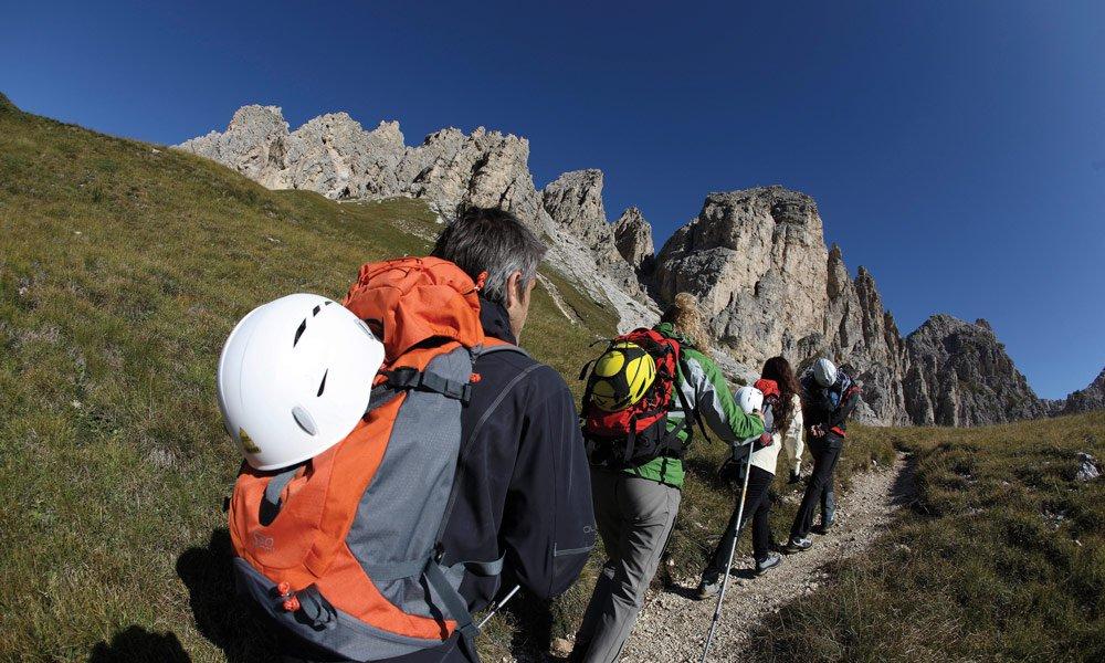 Hiking holidays & Nordic Walking