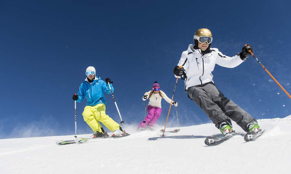 Winter vacation in Fiè allo Sciliar / South Tyrol – pure skiing fun